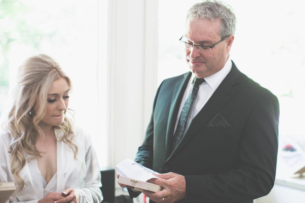 Tears on My Wedding Day