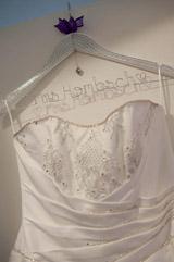 Katie Bling Wedding Hanger