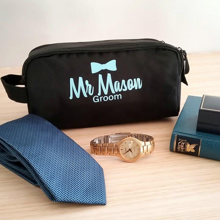 newest collection get new shop Personalised Groomsmen Toiletry Bags