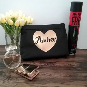 bridesmaid gift, personalised makeup bag, wedding bags australia, personalised makeup bag, personalised makeup bag australia