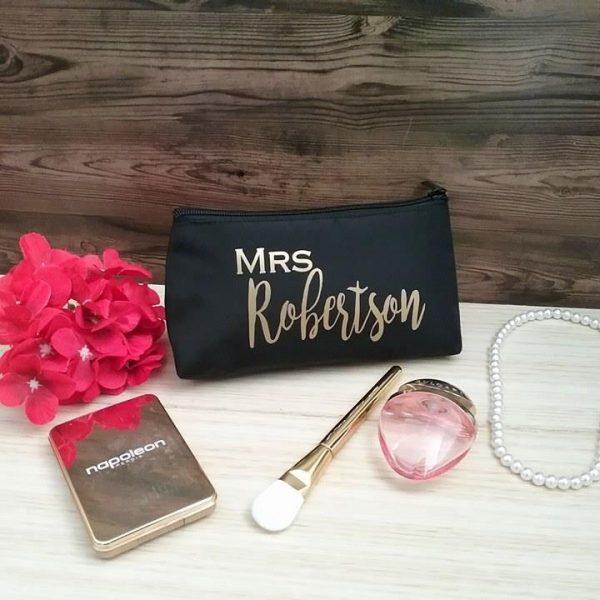 cosmetic travel bags, best travel makeup bag, bride makeup bag, bride cosmetic bag Australia