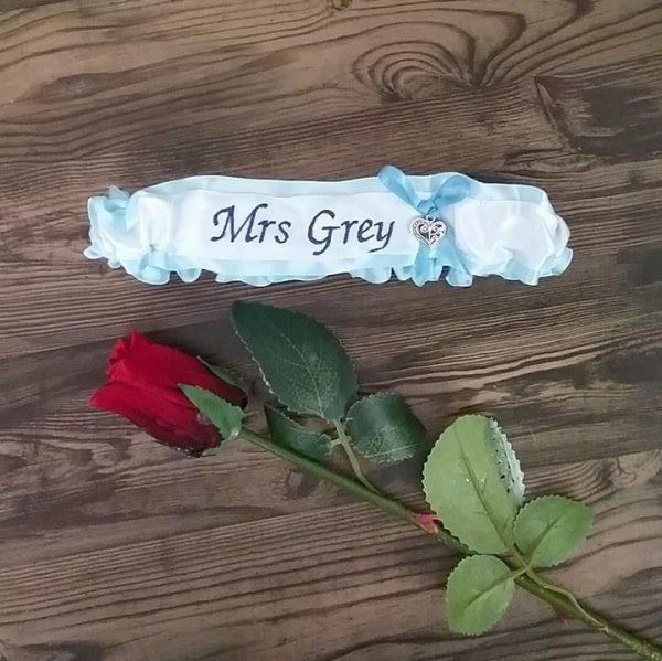 personalised garters australia, leg garter wedding, bridal garter, bride garter, personalised garters Aust