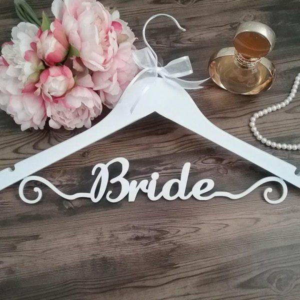 Prestige Bride hanger, Glamour Bride Hanger, Gorgeous Bridal Hanger,