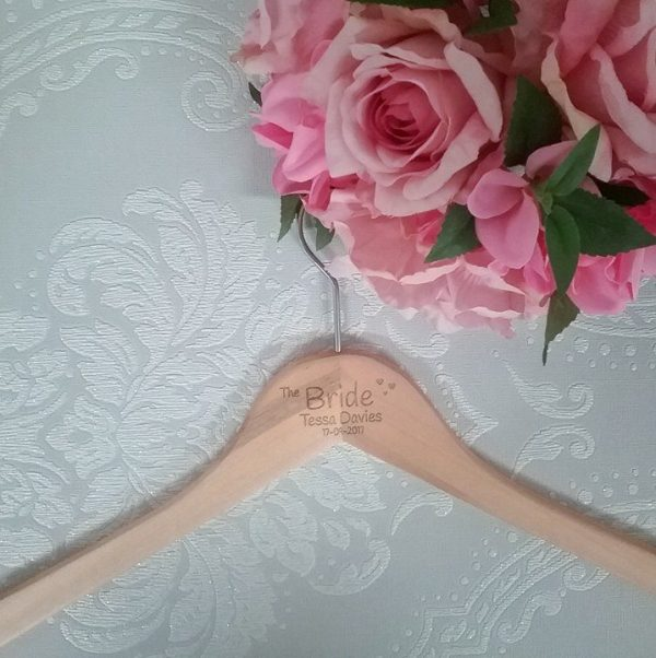 custom hangers for wedding dress, bridesmaid gift ideas cheap, bridesmaid wedding gifts, Bridesmaid Coat Hangers