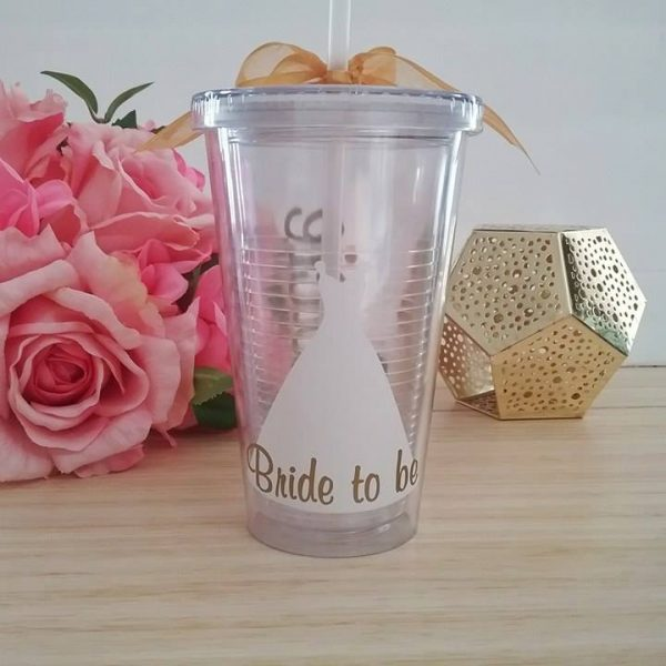 bride to be drink bottle, bride to be gift, drink bottle, wedding tumbler cups, wedding drinking cups Australia