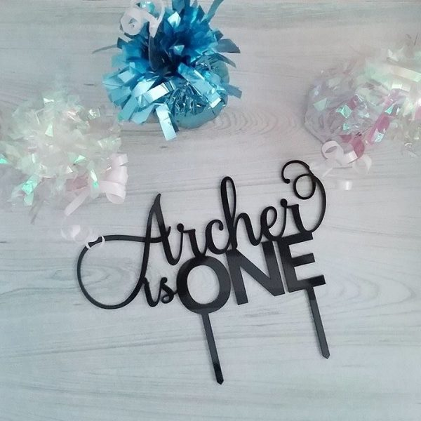 Is Age Cake Topper, first birthday cake toppers,1st birthday cake toppers, first birthday cake topper, Baby birthday cake topper