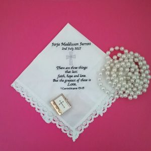 Memorial/Religious Handkerchiefs