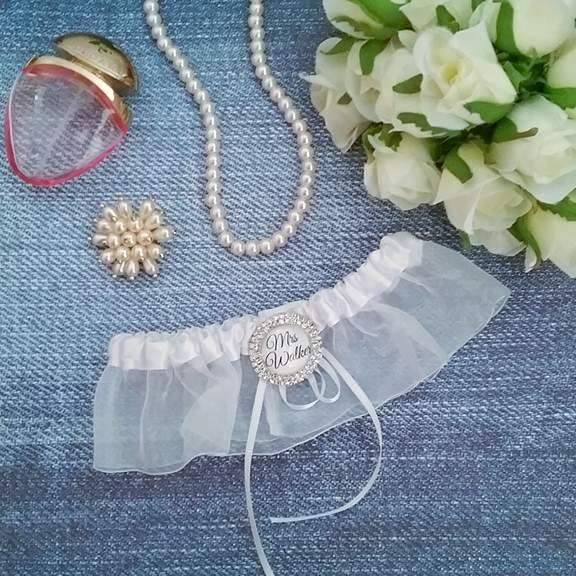 rhinestone bridal garter, personalised garters for brides, bridal garter, garter wedding,