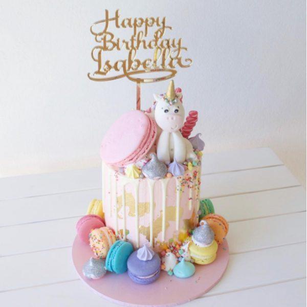 Personalised Cake Toppers, birthday cake toppers, happy birthday cake toppers, personalised cake topper Australia