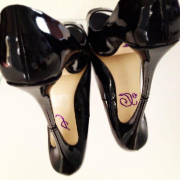 I Do Shoe Stickers, wedding shoe stickers, I do for shoes, bridal bling shoes, stickers for wedding shoes