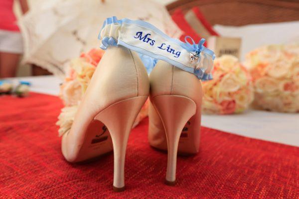 custom garters for wedding, something blue wedding garter, Wedding garter Australia, Bridal Garters,