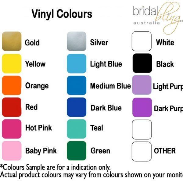 Bridal Bling Australia, Personalised Wedding Gifts Australia