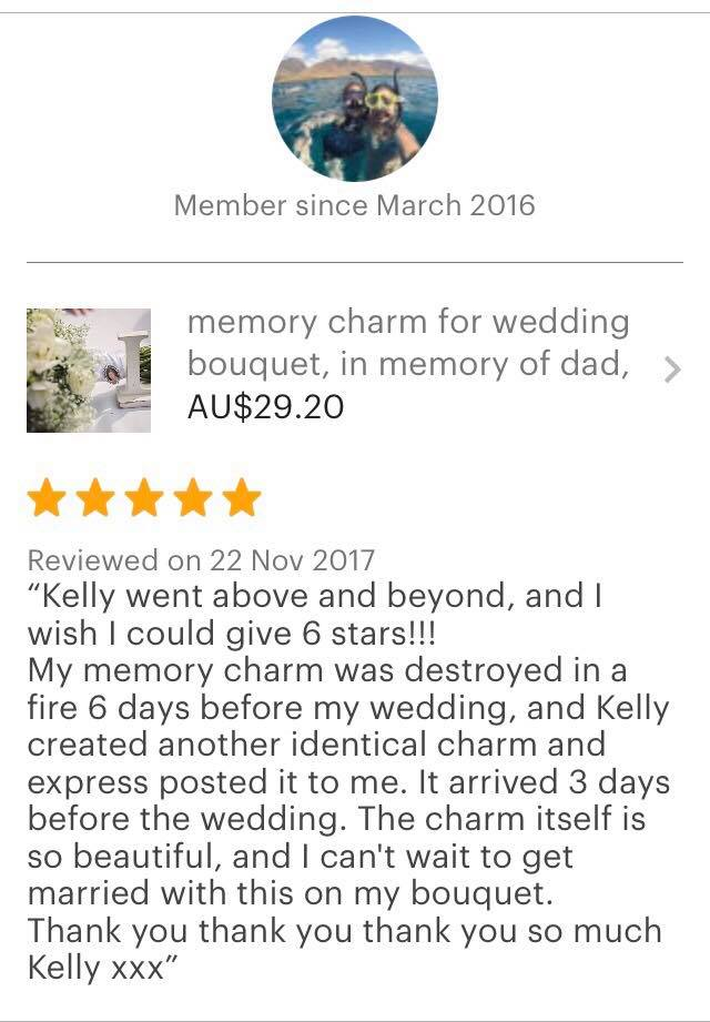 bridal bling Australia, % star review, handmade Australian business, personalised gifts australia