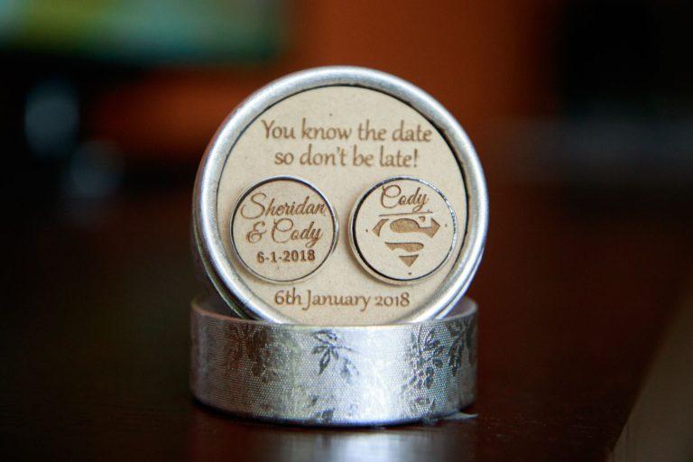 personalised groom cufflinks, personalised wood groom cufflinks, wedding cufflinks, wood cufflinks
