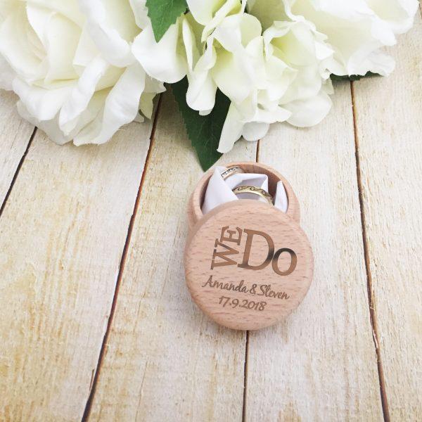 We do ring box, Wedding Ring box, unique ring box, proposal ring box, custom ring box, personalised ring box