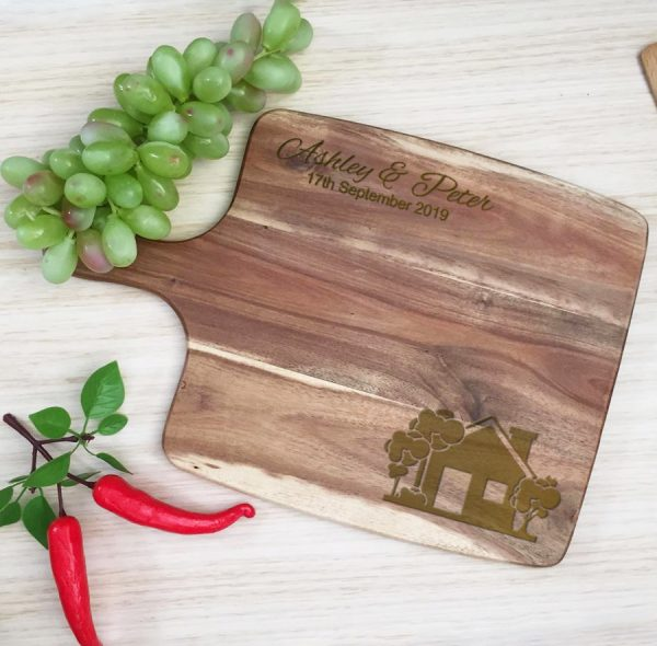 Personalised Cheese Board, Wedding gift, Anniversary Gift, Custom Cutting Board