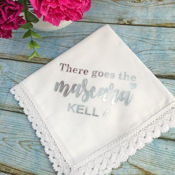 Handkerchief with cute verse, Funny Verse Handkerchief, Wedding Hanky