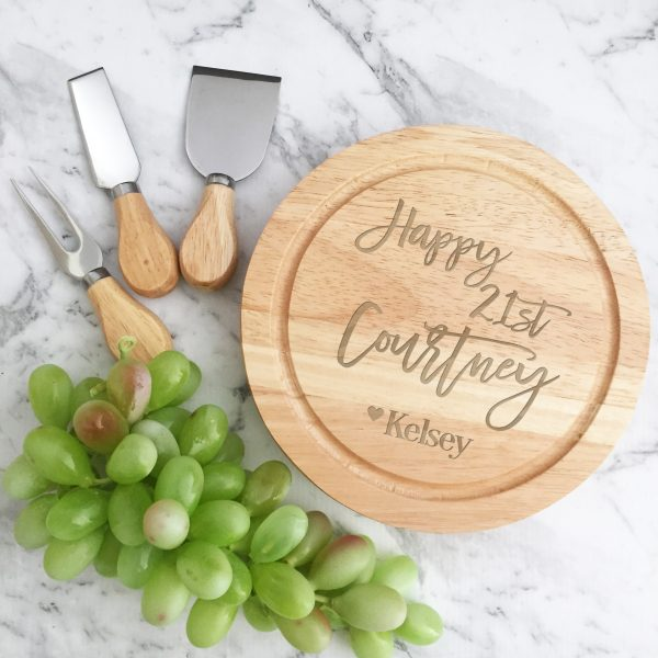 Personalised Chopping Board Australia, Personalised Gifts Afterpay, Birthday Gift Idea Australia