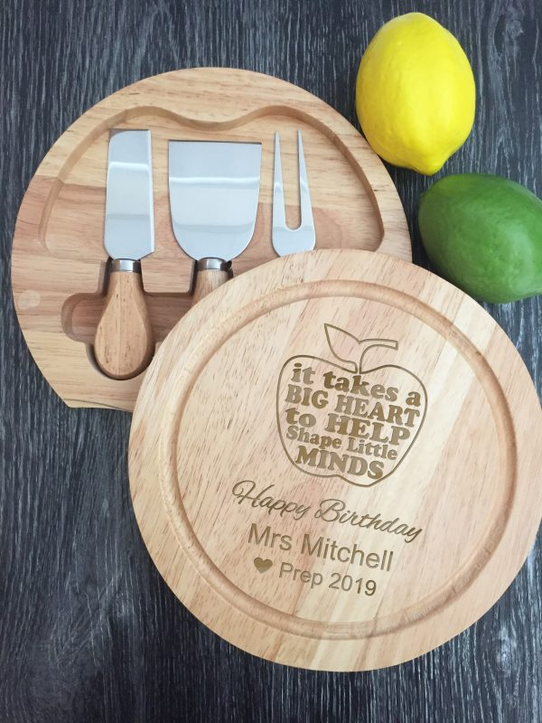 personalised cheese board afterpay, personalised chopping board, personalised party gift