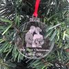 Our First Christmas Ornament, Mr & Mrs Christmas Gift, Christmas Bauble